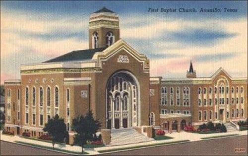 gay churches texas