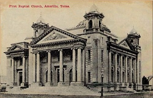 First Baptist Church - 1910