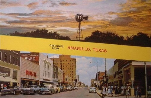 Greetings From Amarillo