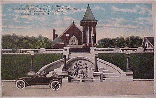 Daughters Of The Confederacy Monument - 1922
