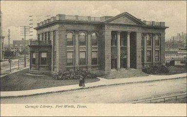 Carnegie Library - 1915
