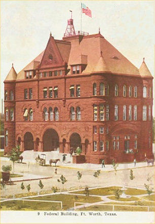 Federal Building - 1907