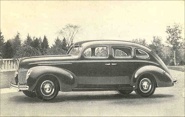 Southwest Chevorlet - 1939 Ford
