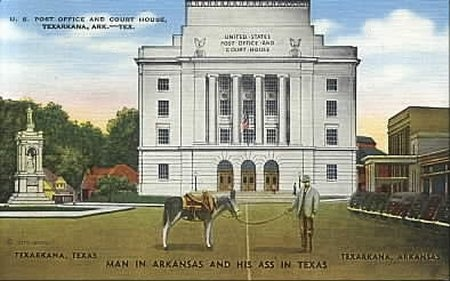 Post Office & Courthouse - Ca 1930's