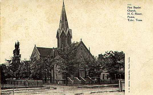 First Baptist Church - 1906