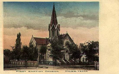 First Baptist Church - 1908