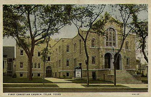 First Christian Church - 1931