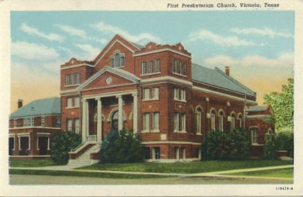 First Presbyterian Church - 1951