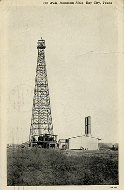 Oil Well - Hamman Field