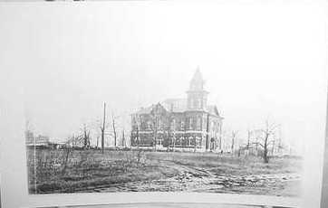 Bowie County Courthouse 1891