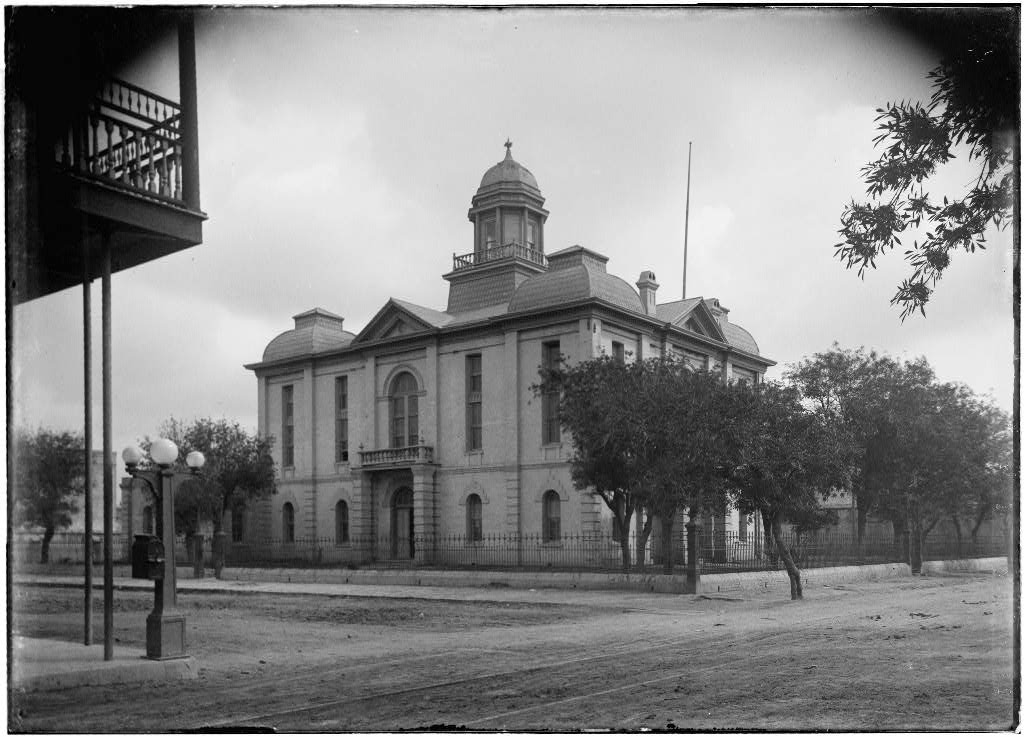 Cameron County Courthouse 1882