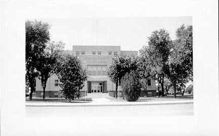 Carson County Courthouse ca.1950
