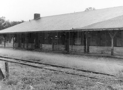 Katy Depot/Hunt County