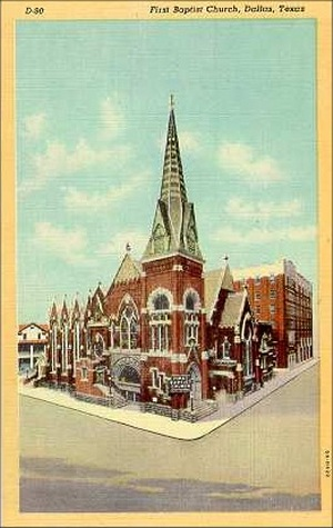 First Baptist Church - 1937