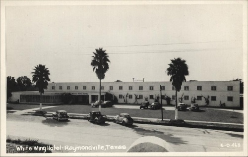 White Wing Hotel - 1940's